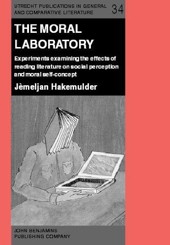 The Moral Laboratory: Experiments Examining the Effects: HAKEMULDER, Jèmeljan