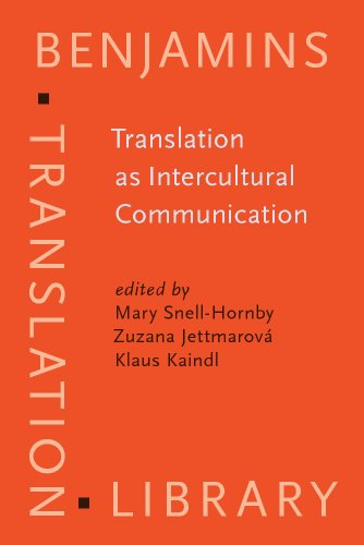 9781556197024: Translation as Intercultural Communication: Selected papers from the EST Congress, Prague 1995 (Benjamins Translation Library)