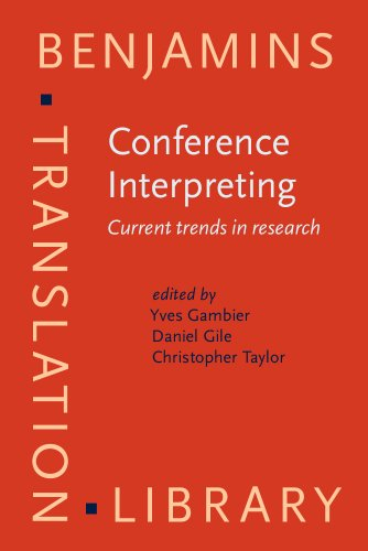 Conference Interpreting: Current trends in research. Proceedings