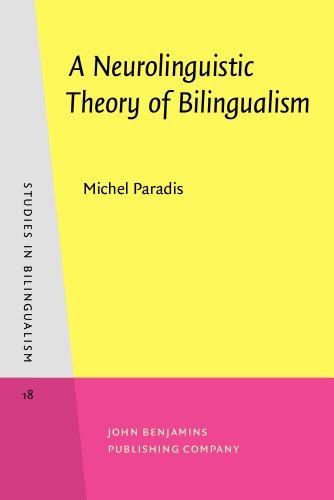 9781556197383: A Neurolinguistic Theory of Bilingualism (Studies in Bilingualism)