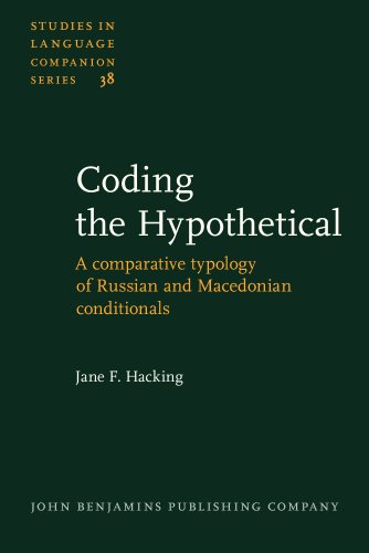 Coding the Hypothetical: A comparative typology of: Hacking, Jane F.