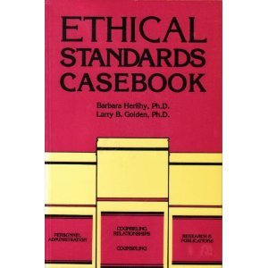 case studies in school counseling larry golden Table of contents for aca ethical standards casebook / barbara herlihy issues and case studies ethical pitfalls in managed care larry golden.