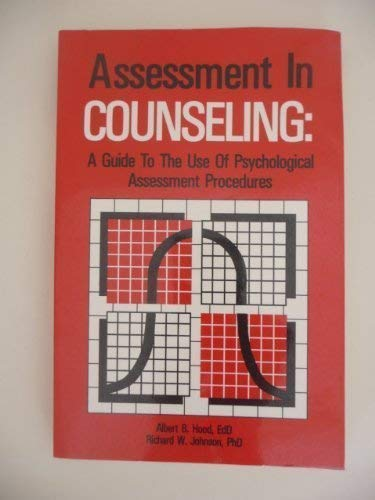 9781556200748: Assessment in Counseling: A Guide to the Use of Psychological Assessment Procedures