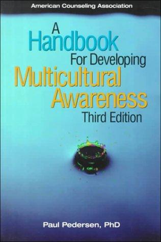 9781556201776: A Handbook for Developing Multicultural Awareness
