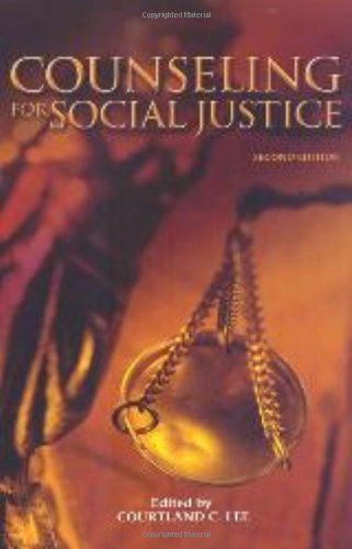 Counseling for Social Justice: Courtland C. Lee