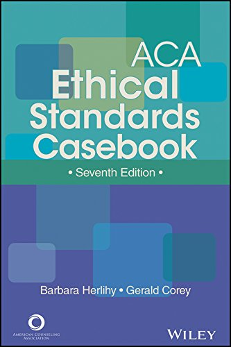 9781556203213: ACA Ethical Standards Casebook, Seventh Edition