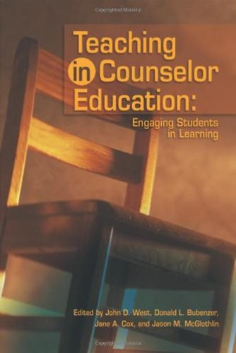 9781556203299: Teaching in Counselor Education: Engaging Students