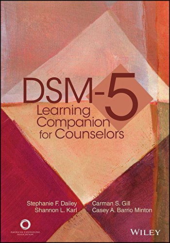 DSM-5 Learning Companion for Counselors: Dailey, Stephanie F.,