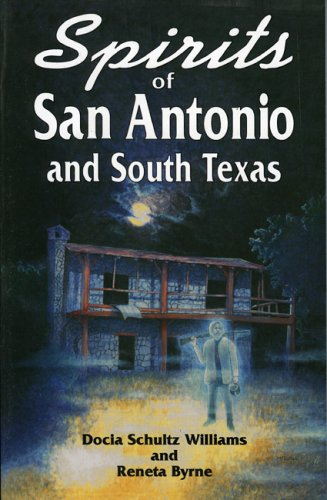 9781556223198: Spirits of San Antonio and South Texas