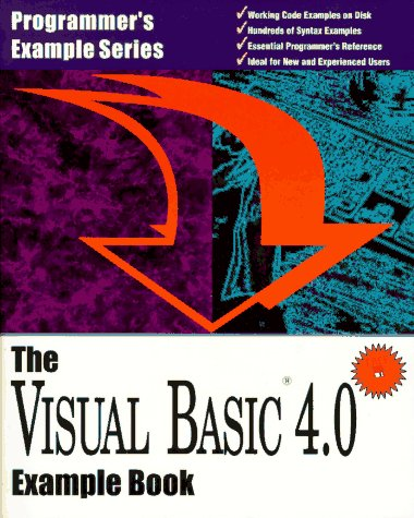 The Visual Basic 4.0 Example Book (Programmer's: Smith, Larry W.,
