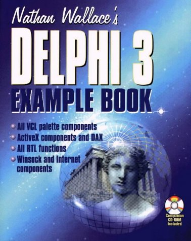 9781556224904: Nathan Wallace's Delphi 3 Example Book (Programmer's Example Series)