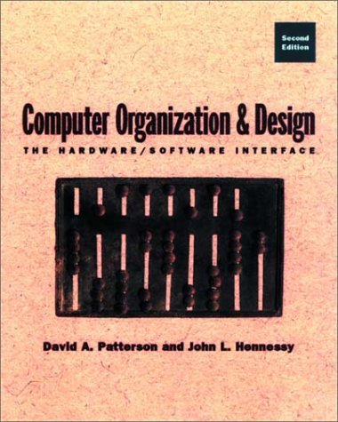 9781556225550: Computer Organization and Design: The Hardware/Software Interface