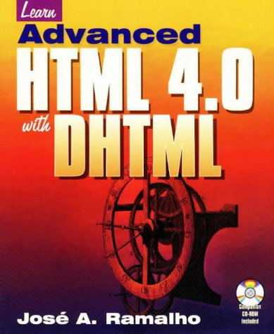 9781556225864: Learn Advanced Html 4.0 With Dhtml