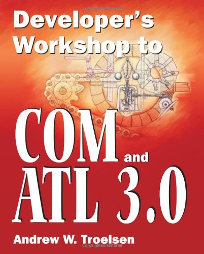Developers Workshop To COM And ATL 3.0