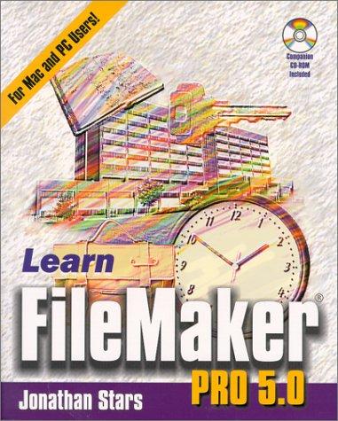 Learn File Maker Pro 5.0: Stars, Jonathan