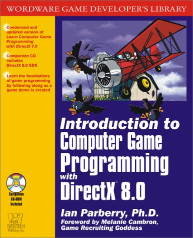9781556228100: Introduction to Computer Game Programming with DirectX 8.0 (Wordware Game Developer's Library)