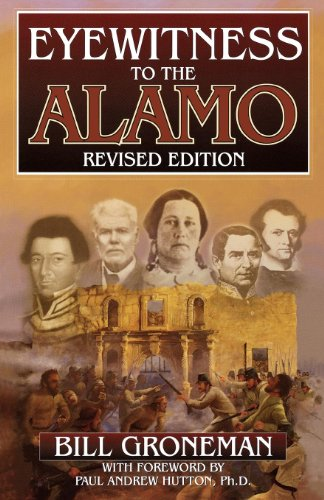 9781556228469: Eyewitness to the Alamo