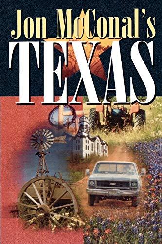 Jon McConal's Texas: Jon McConal