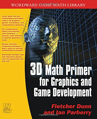 9781556229114: 3D Math Primer For Graphics and Game Development (Wordware Game Math Library)