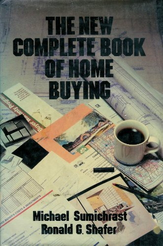 9781556230837: The New Complete Book of Home Buying