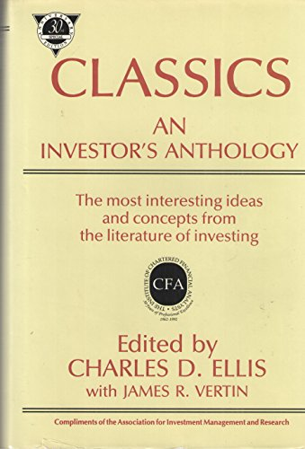 9781556230981: Classics: An Investor's Anthology