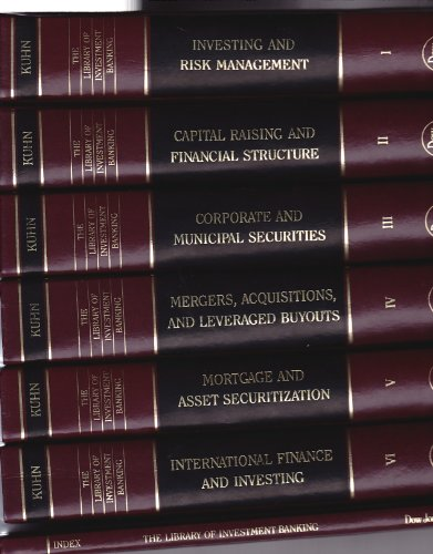 9781556232787: The Library of Investment Banking