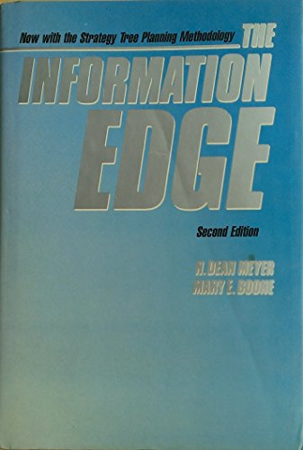 9781556232794: The Information Edge: Now With the Strategy Tree Planning Methodology