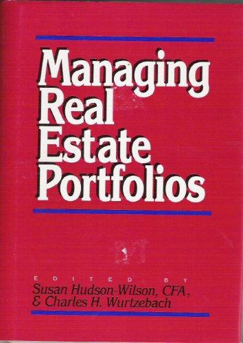9781556233630: Managing Real Estate Portfolios