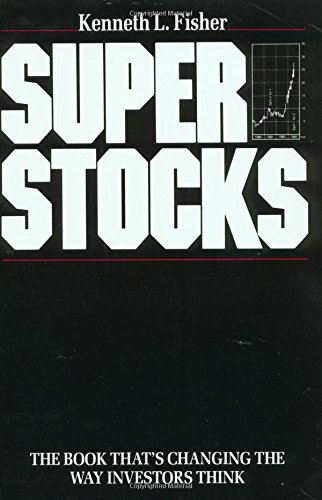 9781556233845: Super Stocks: The Book That's Changing the Way Investors Think