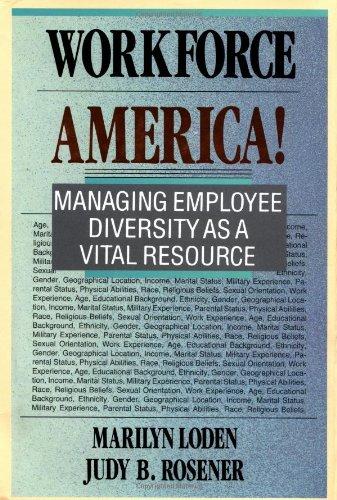 9781556233869: Workforce America!: Managing Employee Diversity as a Vital Resource