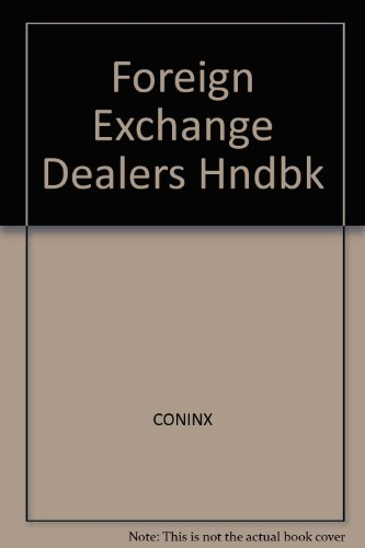 9781556236266: Foreign Exchange Dealer's Handbook