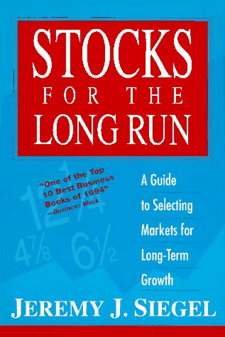 9781556238048: Stocks for the Long Run: A Guide to Selecting Markets for Long-Term Growth