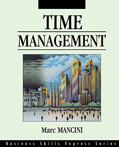9781556238888: Time Management (Business Skills Express Series)