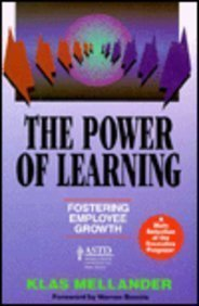 The Power of Learning: Fostering Employee Growth: Mellander, Klas