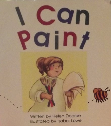 9781556246371: I Can Paint (The Book Bank, Collection 1 Set 1A)