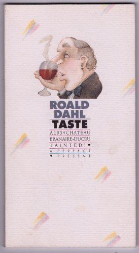 9781556280047: Taste