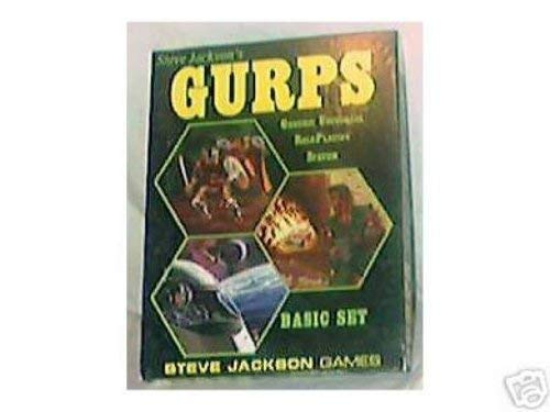 GURPS Basic Set [BOX SET] (1556340516) by Steve Jackson