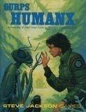 """9781556340864: GURPS Humanx: Roleplaying in Alan Dean Foster's """"Humanx Commonwealth"""""""