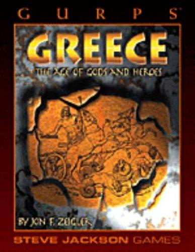 GURPS Greece: Zeigler, Jon