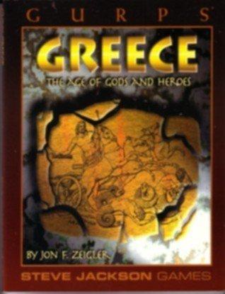 9781556340963: GURPS Greece