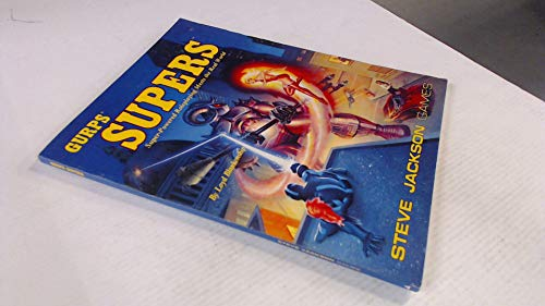 Supers 1st Edition (GURPS (1st-3rd Edition) -: Loyd Blakenship