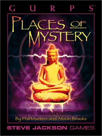 GURPS Places of Mystery