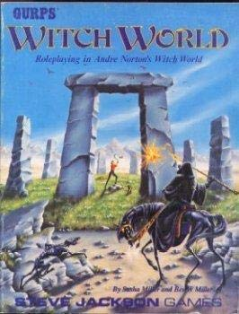 Gurps Witch World : Roleplaying in Andre Norton's Witch World