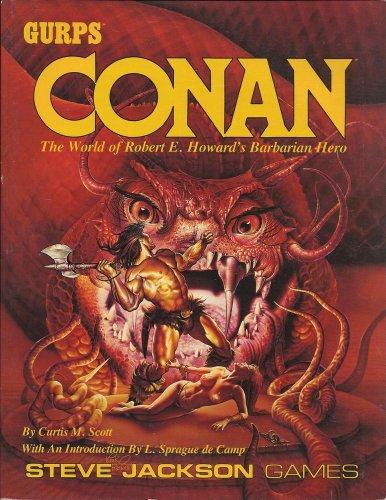 9781556341489: GURPS Conan