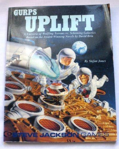 9781556341656: Gurps Uplift: A Universe of Wolfling Terrans vs. Scheming Galactics Based on the Award-Winning Novels by David Brin