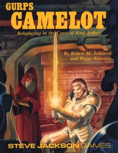 9781556341991: GURPS Camelot: Roleplaying in the Court of King Arthur