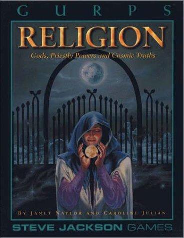 9781556342028: Gurps Religion