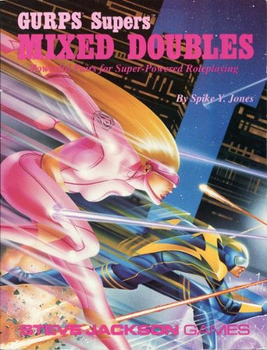 9781556342189: GURPS Mixed Doubles (GURPS Supers)
