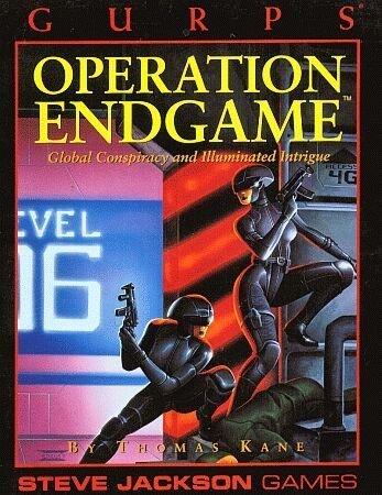 9781556342790: GURPS Operation Endgame