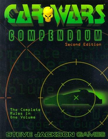 9781556343162: Car Wars Compendium